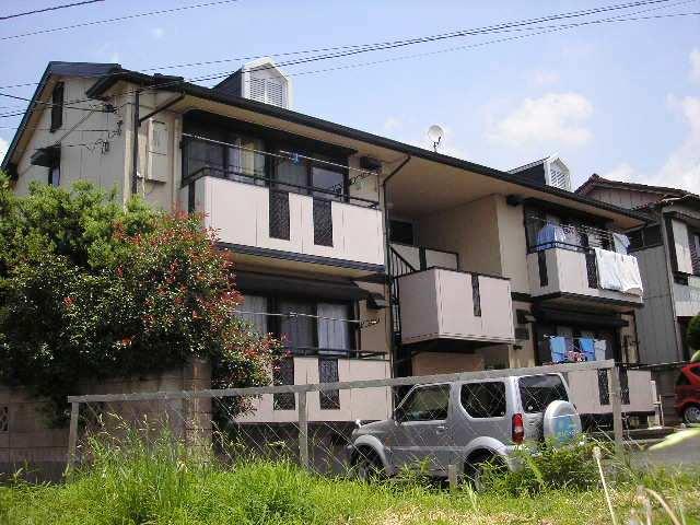 千葉県千葉市中央区、本千葉駅徒歩19分の築20年 2階建の賃貸アパート