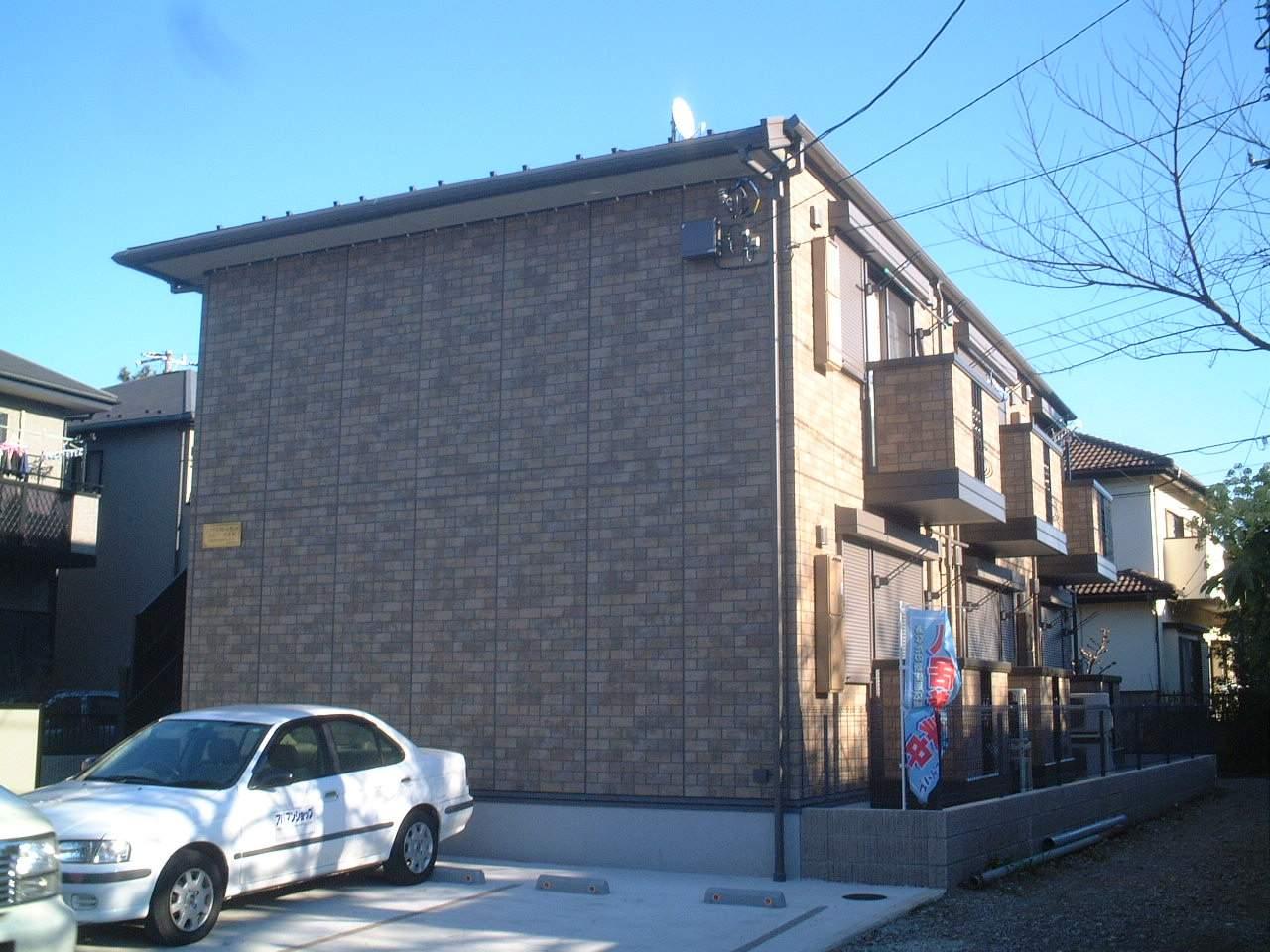 千葉県千葉市中央区、西千葉駅徒歩8分の築12年 2階建の賃貸アパート