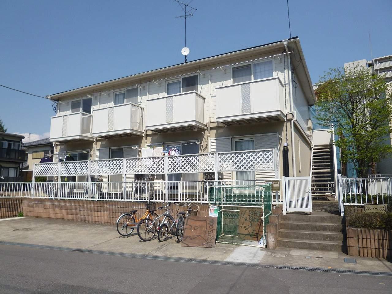 千葉県千葉市稲毛区、西千葉駅徒歩13分の築27年 2階建の賃貸アパート