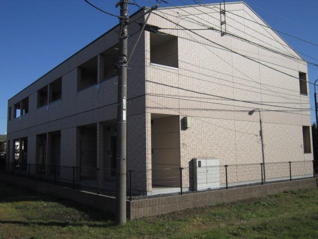 千葉県千葉市中央区、本千葉駅徒歩18分の築8年 2階建の賃貸アパート
