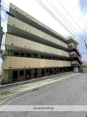 千葉県千葉市稲毛区、稲毛駅徒歩4分の築26年 4階建の賃貸マンション