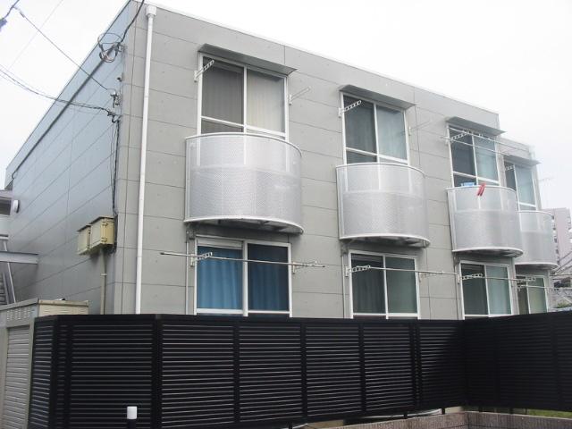 千葉県千葉市中央区、西千葉駅徒歩19分の築13年 2階建の賃貸アパート