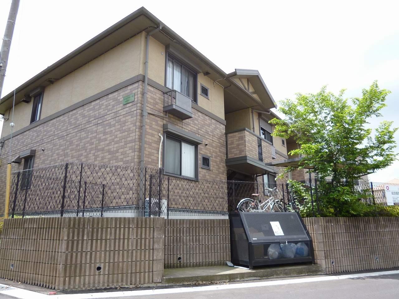 千葉県千葉市稲毛区、千葉公園駅徒歩16分の築13年 2階建の賃貸アパート