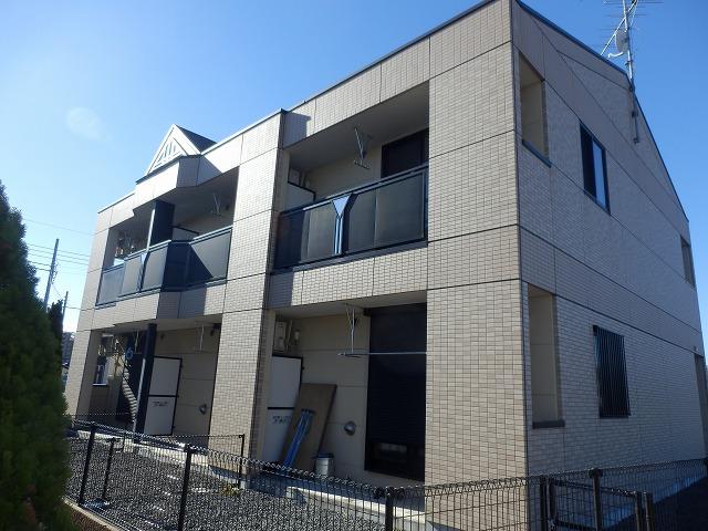 千葉県千葉市稲毛区、稲毛駅徒歩28分の築8年 2階建の賃貸アパート
