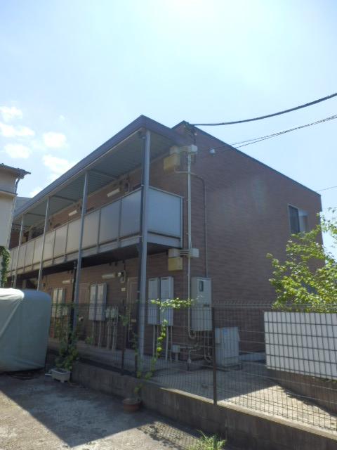 千葉県千葉市中央区、千葉駅徒歩4分の築11年 2階建の賃貸アパート