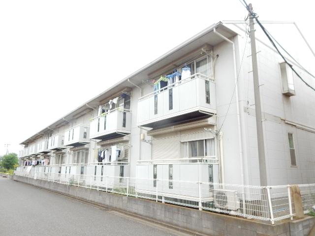 千葉県千葉市稲毛区、新検見川駅徒歩18分の築26年 2階建の賃貸アパート