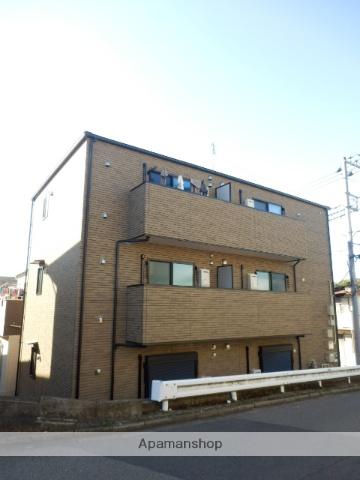 千葉県千葉市中央区、蘇我駅徒歩17分の築2年 3階建の賃貸アパート