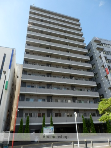千葉県千葉市中央区、千葉駅徒歩7分の築8年 14階建の賃貸マンション