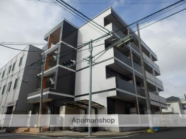 千葉県千葉市中央区、蘇我駅徒歩6分の築6年 4階建の賃貸マンション