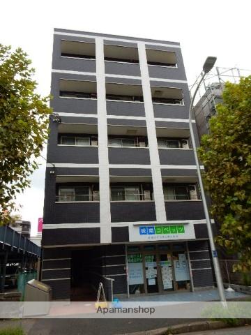 千葉県千葉市美浜区、稲毛駅徒歩25分の築3年 5階建の賃貸マンション