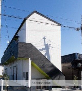 千葉県千葉市中央区、蘇我駅徒歩18分の築2年 2階建の賃貸アパート