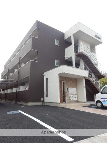 千葉県千葉市中央区、本千葉駅徒歩14分の築1年 3階建の賃貸アパート