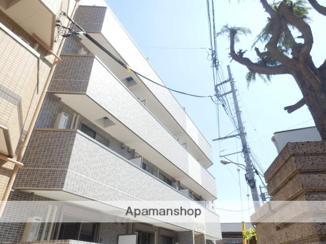 千葉県千葉市中央区、千葉駅徒歩5分の築2年 4階建の賃貸マンション