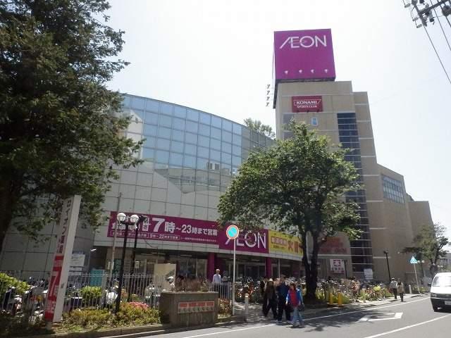 イオン稲毛店 647m