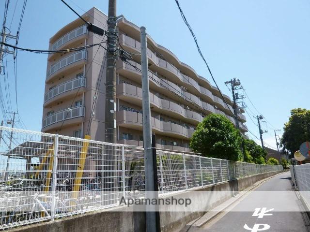 千葉県千葉市稲毛区、稲毛駅徒歩18分の築21年 6階建の賃貸マンション