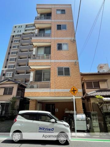 千葉県千葉市中央区、千葉駅徒歩10分の築1年 5階建の賃貸マンション