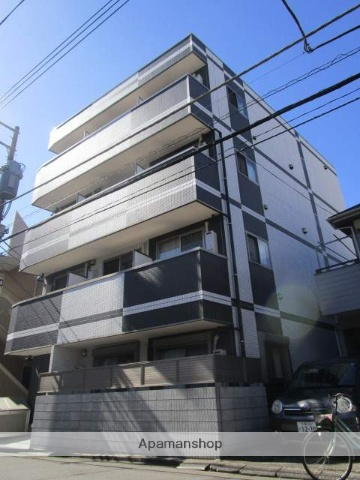 千葉県千葉市中央区、千葉駅徒歩13分の築2年 4階建の賃貸マンション