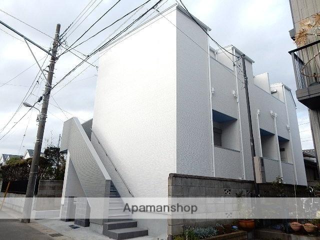 千葉県千葉市稲毛区、西千葉駅徒歩30分の築1年 2階建の賃貸アパート