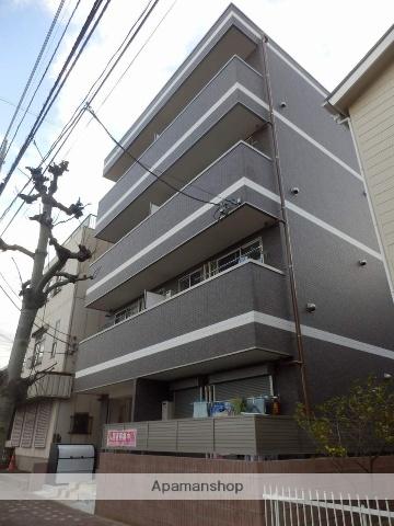 千葉県千葉市中央区、千葉駅徒歩18分の築1年 4階建の賃貸マンション
