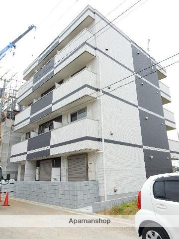 千葉県千葉市花見川区、幕張駅徒歩8分の築1年 4階建の賃貸マンション
