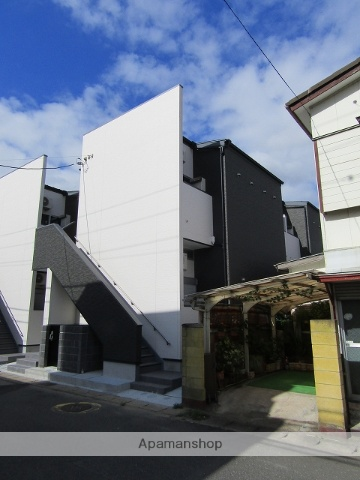 千葉県千葉市中央区、東千葉駅徒歩14分の新築 2階建の賃貸アパート