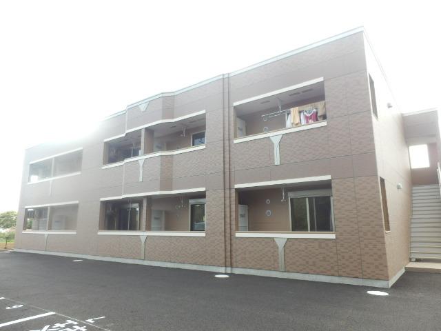 千葉県千葉市稲毛区、穴川駅徒歩18分の新築 2階建の賃貸アパート