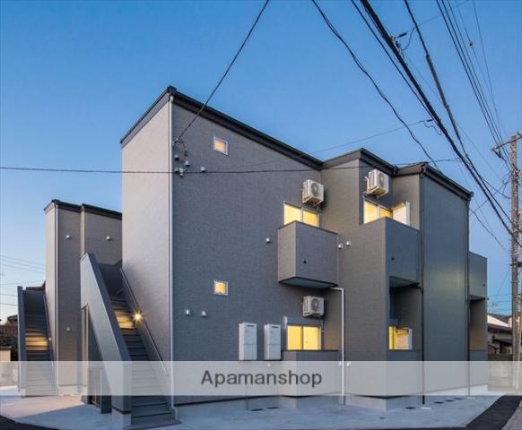 千葉県千葉市中央区、本千葉駅徒歩13分の新築 2階建の賃貸アパート