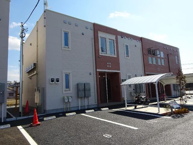 千葉県千葉市花見川区、幕張駅徒歩10分の新築 2階建の賃貸アパート