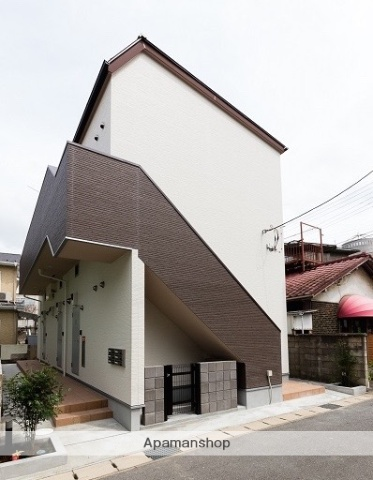 千葉県千葉市中央区、蘇我駅徒歩12分の築1年 2階建の賃貸アパート