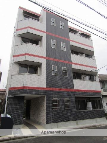 千葉県千葉市中央区、本千葉駅徒歩8分の築1年 4階建の賃貸マンション