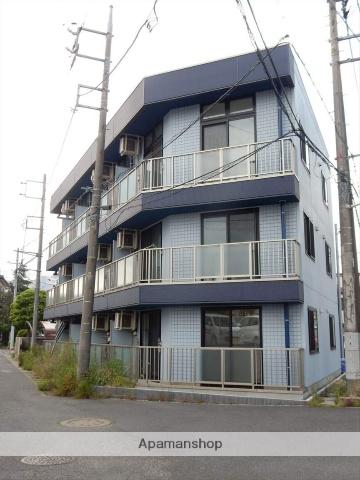 千葉県千葉市稲毛区、天台駅徒歩10分の新築 3階建の賃貸アパート