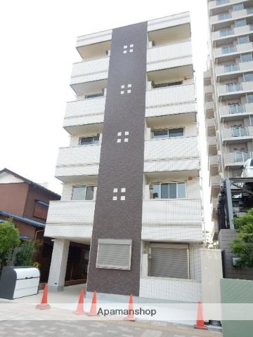 千葉県千葉市美浜区、稲毛駅徒歩20分の新築 5階建の賃貸マンション
