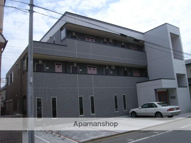 千葉県千葉市稲毛区、西千葉駅徒歩14分の築7年 3階建の賃貸マンション