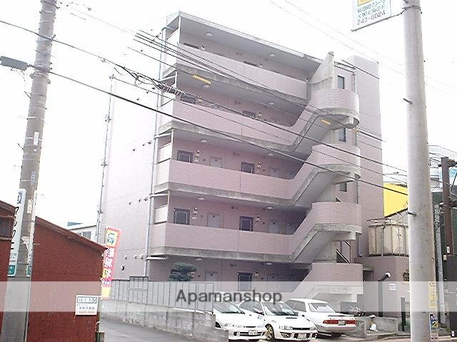 千葉県千葉市中央区、千葉駅徒歩13分の築22年 5階建の賃貸マンション