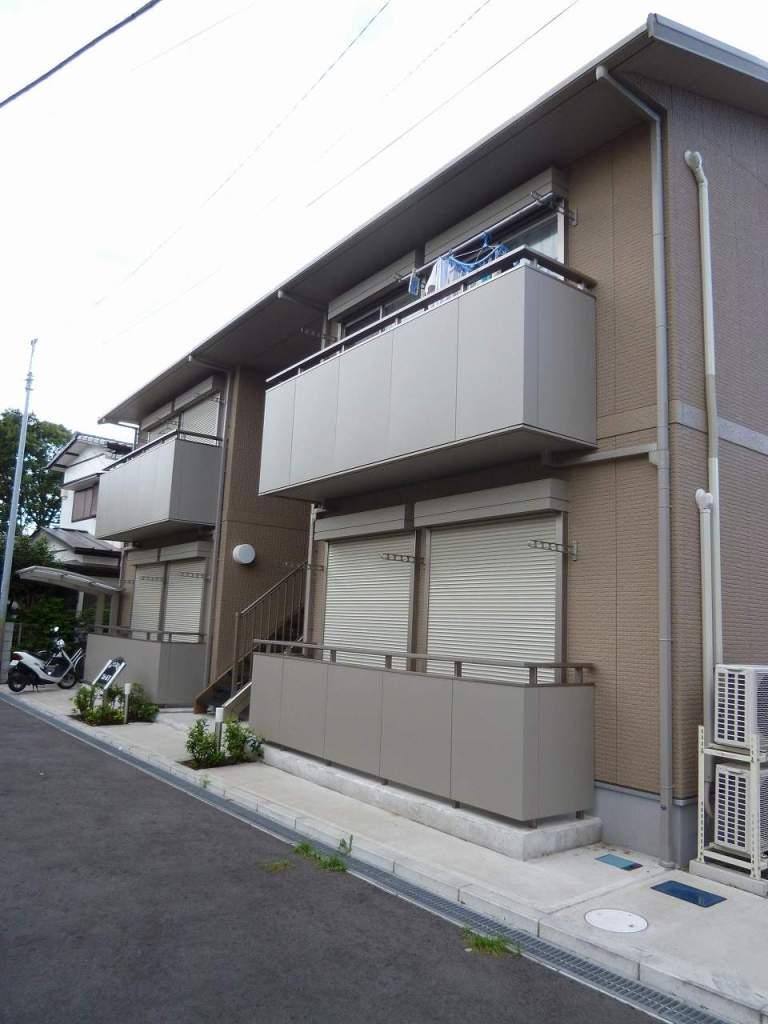 千葉県千葉市稲毛区、稲毛駅徒歩22分の築6年 2階建の賃貸アパート