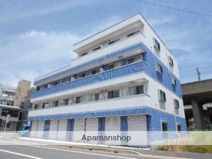 千葉県千葉市中央区、本千葉駅徒歩3分の築5年 4階建の賃貸マンション