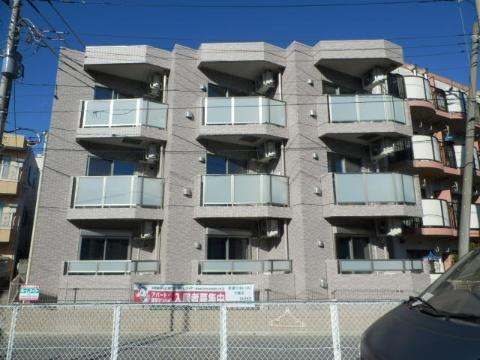 千葉県千葉市中央区、千葉駅徒歩15分の築4年 3階建の賃貸マンション