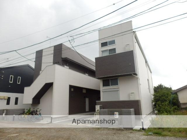 千葉県千葉市中央区、千葉駅徒歩20分の築4年 2階建の賃貸アパート