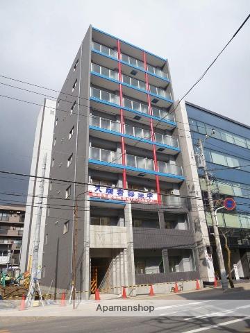 千葉県千葉市中央区、千葉駅徒歩9分の築3年 8階建の賃貸マンション