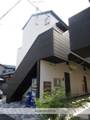 千葉県千葉市稲毛区、稲毛駅徒歩15分の築3年 2階建の賃貸アパート