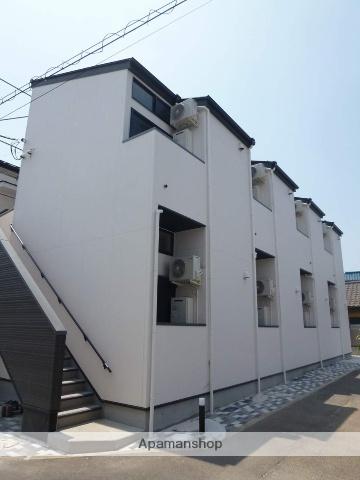 千葉県千葉市稲毛区、稲毛駅徒歩15分の築4年 2階建の賃貸アパート