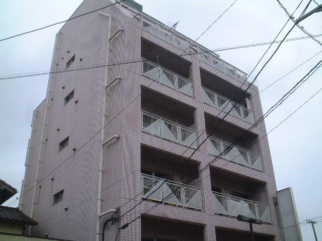 千葉県千葉市中央区、千葉駅徒歩9分の築28年 7階建の賃貸マンション