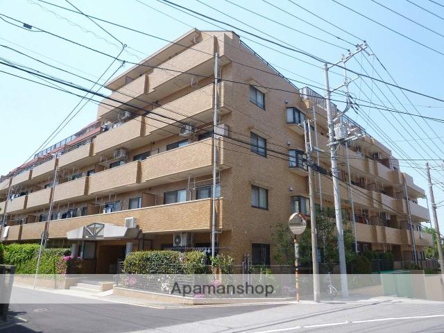 千葉県千葉市稲毛区、西千葉駅徒歩13分の築26年 5階建の賃貸マンション
