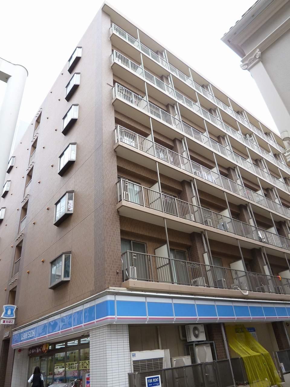 千葉県千葉市中央区、千葉駅徒歩5分の築13年 7階建の賃貸マンション