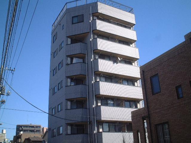 千葉県千葉市中央区、千葉駅徒歩11分の築15年 7階建の賃貸マンション