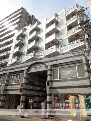 千葉県千葉市稲毛区、稲毛駅徒歩2分の築17年 7階建の賃貸マンション