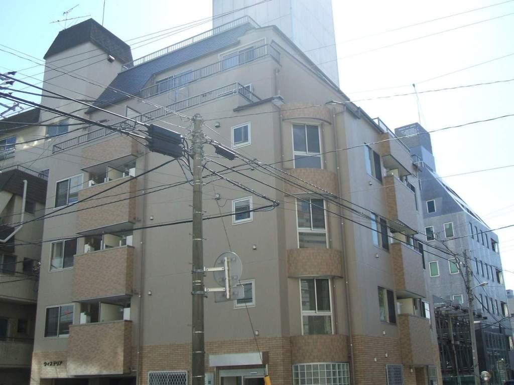千葉県千葉市中央区、千葉駅徒歩7分の築9年 6階建の賃貸マンション