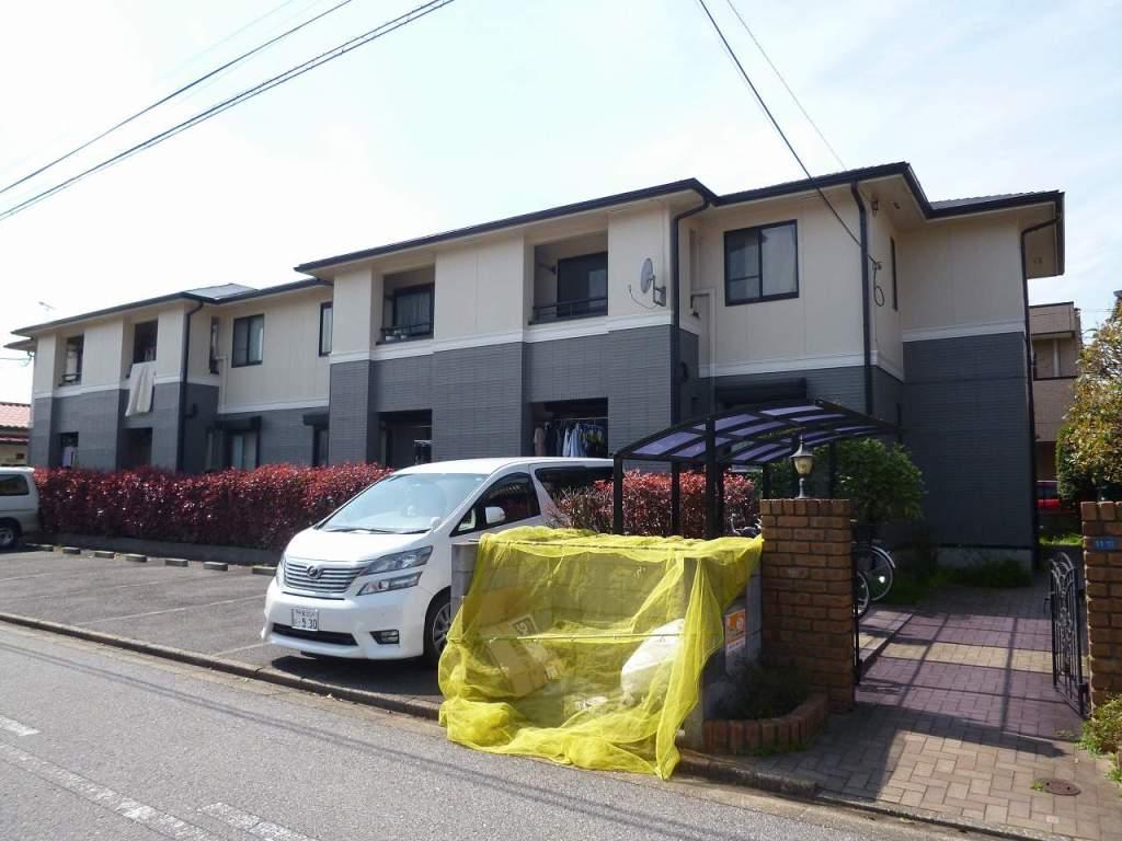千葉県千葉市稲毛区、稲毛駅徒歩7分の築20年 2階建の賃貸アパート