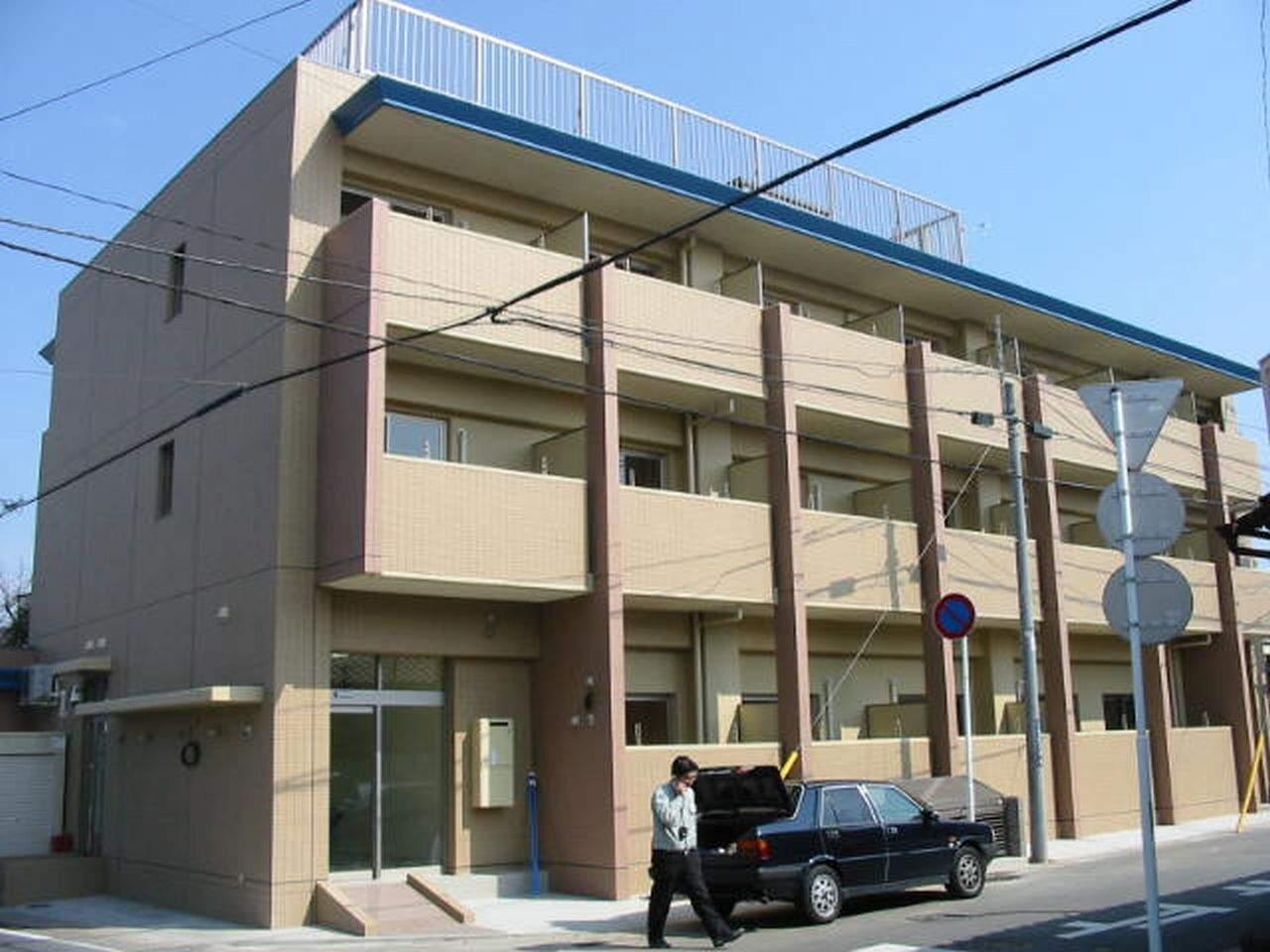 千葉県千葉市中央区、蘇我駅徒歩12分の築10年 3階建の賃貸マンション