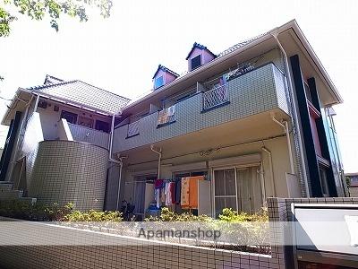 千葉県柏市、南柏駅徒歩10分の築30年 2階建の賃貸アパート